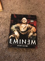 "Eminem book ""angry blonde"" in Fairfield, California"