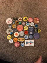 vintage buttons in Vacaville, California