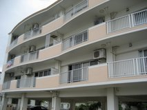 2bedroom 1bath Apt in Chatan in Okinawa, Japan
