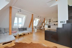 Beautiful apartment with patio and wonderful view in Stuttgart Süd - AG191448 in Stuttgart, GE