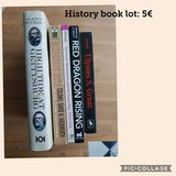 Book lot in Ramstein, Germany