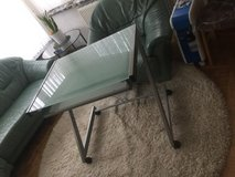 glass desk in Ramstein, Germany