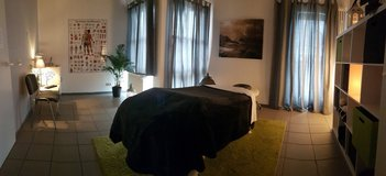 Massage Therapist/Physiotherapist Position/Treatment rooms for rent (Part time/Self Employed) in Ramstein, Germany