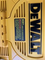 Dewalt  18volt Job site Radio w/ battery charger in Fort Leonard Wood, Missouri