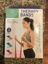 PPU Reduced: 3 pack Therapy Bands in Plainfield, Illinois