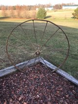 ANTIQUE IRON WHEEL in Fort Knox, Kentucky