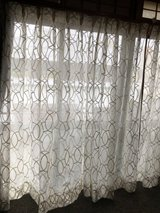 LACE CURTAINS in Okinawa, Japan
