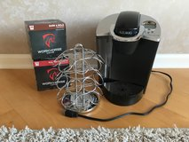KEURIG Single Cup Coffee Maker Model B60 and EXTRAS!! in Naperville, Illinois