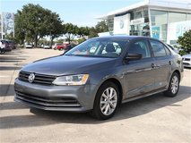 Certified Pre-Owned 2015 Volkswagen Jetta 1.8T SE in Tampa, Florida