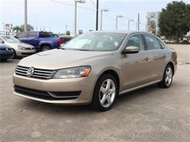 Certified Pre-Owned 2015 Volkswagen Passat 1.8T SE in Tampa, Florida