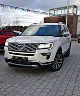 2018 Ford Explorer Platinum 4WD in Ramstein, Germany