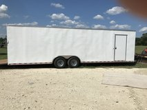 2017 Spartan Cargo Trailer 28X8.5 in Conroe, Texas