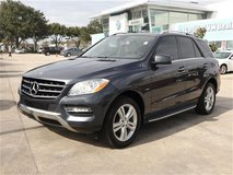 Pre-Owned 2012 Mercedes-Benz M-Class ML 350 in MacDill AFB, FL