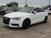 Pre-Owned 2016 Audi A3 1.8T Premium in MacDill AFB, FL