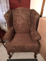 QUEEN ANN WINGBACK CHAIR in Fort Knox, Kentucky
