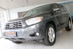 2010 TOYOTA Highlander SUV, Aut. AWD, Navi, 3rd Row, ACC, like NEW! in Stuttgart, GE