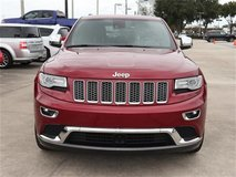 Pre-Owned 2015 Jeep Grand Cherokee Summit in Tampa, Florida