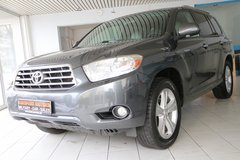 2010 TOYOTA Highlander SUV, Aut. AWD, Navi, 3rd Row, ACC, like NEW! in Ramstein, Germany