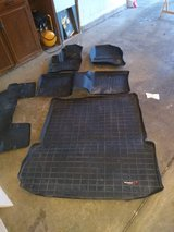 WeatherTech 2011 Ford Explorer floor liner 5 pcs in Sugar Grove, Illinois