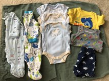 Boy clothes 0-3 months in Fort Lee, Virginia