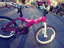 Girls Barbie Bike in Fort Leonard Wood, Missouri