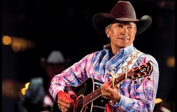 George Strait - Houston Rodeo Tickets in Kingwood, Texas