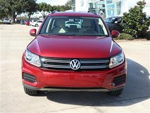 Certified Pre-Owned 2015 Volkswagen Tiguan SE in Tampa, Florida