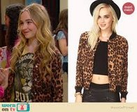 Forever 21 Leopard Jacket in Houston, Texas