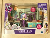 My Little Pony Equestria Girls Minis Scene - Principal Celestia Class Set BNIB in Travis AFB, California
