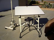 Drawing / art desk w/ stool in Yucca Valley, California