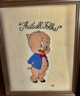 Porky Pig in Alamogordo, New Mexico