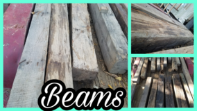 Reclaimed Beams and Lumber in Leesville, Louisiana