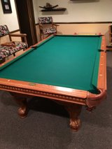 Pool Table - almost new in Naperville, Illinois