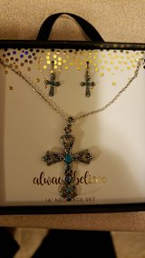 Earring and Necklace Set in Lawton, Oklahoma