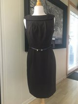 New with Tags!  Karin Stevens Dress with Skinny Belt Size 10 in Chicago, Illinois