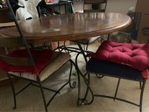 Dining Table and 6 Chairs in Camp Pendleton, California