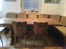 Antique dining set in Ramstein, Germany