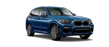 BMW Military Sales Spangdahlem X3 Special Edition in Spangdahlem, Germany