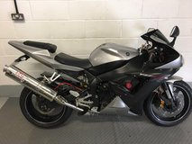 Yamaha R1 2002 5pw 4 owners Years mot 26k miles full service history in Lakenheath, UK