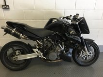 Ktm super duke 990 2005 Years mot 19k miles full service history in Lakenheath, UK