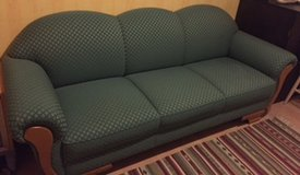 Couch (3 Seater) & Matching Single Seat Chair in Wiesbaden, GE