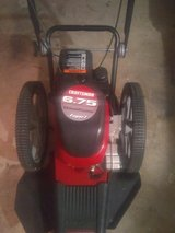 """Craftsman High Wheel 4-Cycle Gas Trimmer - 22"""" in Yucca Valley, California"""