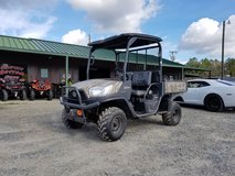 Kubota Diesel RTV 900 ps in Leesville, Louisiana
