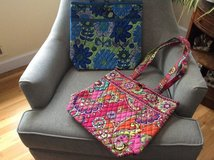Vera Bradley Totes - choice of 2 patterns - NEW in Fort Belvoir, Virginia