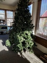 7.5' artificial tree in Oswego, Illinois