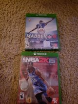 Xbox one games... 5 each in Naperville, Illinois