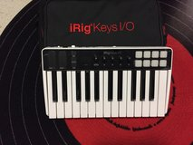 IK Multimedia Keys I/O 25 25-Key Keyboard Controller for Mac PC iOS in Spangdahlem, Germany