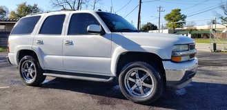 2005 Chevy Tahoe in Bellaire, Texas