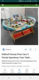 Disney Cars 3 Table in Lake Elsinore, California