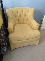 Yellow Couch/Chair/Sofa in Joliet, Illinois